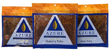 Американский акцизный табак Azure Black и Gold