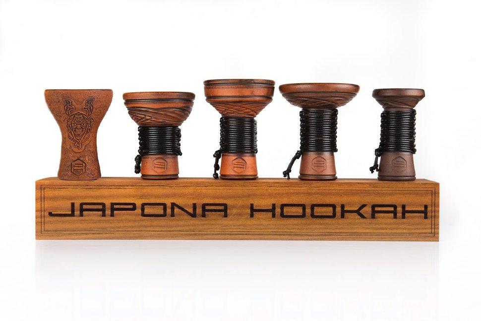 Деревянные кальяны в японском стиле Japona Hookah