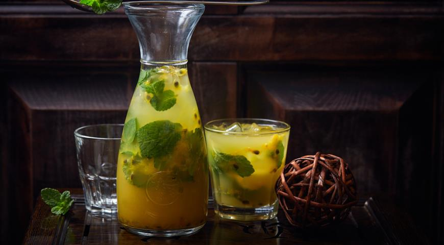 Домашние лимонады в Lounge Room